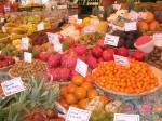 Frukt i alla färger!