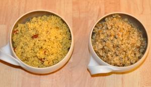 Couscous- och matvetemix