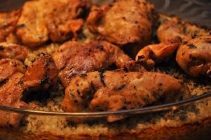 Makedonsk kyckling
