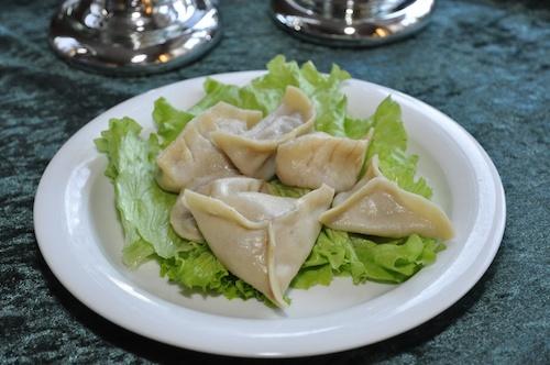 Kinesiska dumplings
